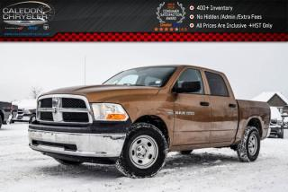 Used 2012 Dodge Ram 1500 ST|4x4|Pwr windows|Pwr Locks|Keyless Entry|Trailer Tow Group| for sale in Bolton, ON