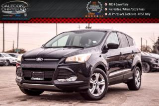 Used 2015 Ford Escape SE|Backup Camera|Bluetooth|Heated Front Seats|Keyless Entry|17