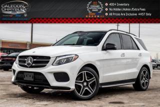 Used 2017 Mercedes-Benz GLE GLE 400|4Matic|Navi|Pano Sunroof|Backup Cam|Bluetooth|Blind Spot|19