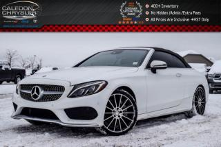 Used 2017 Mercedes-Benz C-Class C 300|4Matic|Only 7356 Km|Navi|Backup Cam|Bluetooth|Keyless|18