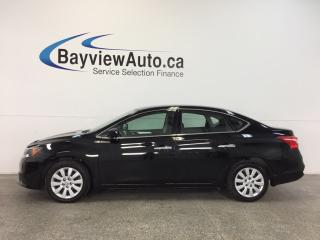 Used 2017 Nissan Sentra - AUTO 1.8L HTD STS BLUETOOTH CRUISE! for sale in Belleville, ON