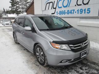 Used 2016 Honda Odyssey Touring for sale in Richmond, ON
