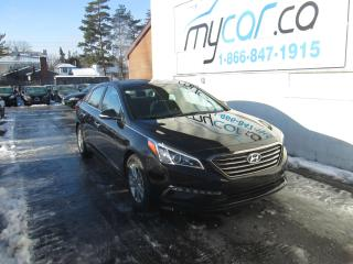 Used 2017 Hyundai Sonata GLS for sale in Kingston, ON