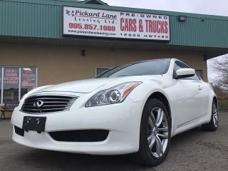 Used 2009 Infiniti G37 X Premium $215.78 BI WEEKLY! $0 DOWN ! CERTIFIED for sale in Bolton, ON