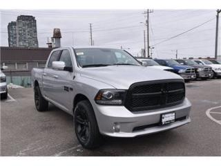 Used 2018 Dodge Ram 1500 Night Edition|4X4|GOOGLE ANDROID|APPLE CARPLAY for sale in Concord, ON