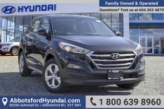New 2018 Hyundai Tucson 2.0L for sale in Abbotsford, BC