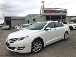 Used 2015 Lincoln MKZ 2.0H HYBRID - NAVI - LEATHER - REVERSE CAM for sale in Oakville, ON
