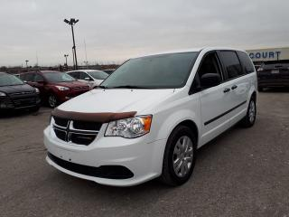 Used 2016 Dodge Grand Caravan Canada Value Package, Cruise Control, A/C for sale in Scarborough, ON