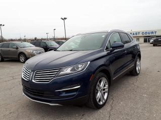 Used 2017 Lincoln MKC Reserve, Leather, Roof, NAV, Back Up Camera for sale in Scarborough, ON