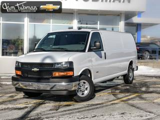 New 2018 Chevrolet Express 2500 Work Van for sale in Gloucester, ON
