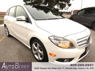 Used 2014 Mercedes-Benz B-Class 2.0L - FWD - Premium Package for sale in Woodbridge, ON