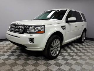 Used 2013 Land Rover LR2 HSE - CPO 6yr/160000kms manufacturer warranty included until September 19, 2019! CPO rates starting at 0.9%! Local Canadian Leaseback | Touchscreen Media Centre | Parking Sensors | Back Up Camera | HID Headlamps | Heated Windshield with Rain Sensing Wiper for sale in Edmonton, AB
