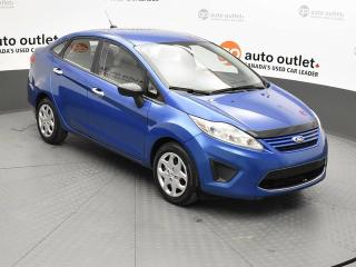Used 2011 Ford Fiesta S for sale in Red Deer, AB
