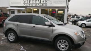 Used 2008 Ford Edge SEL for sale in Mono, ON