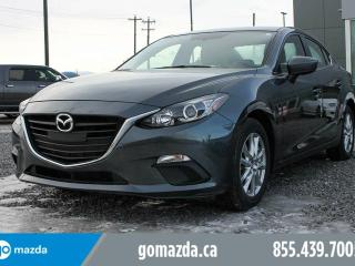 Used 2014 Mazda MAZDA3 GS HEATED SEATS POWER OPTIONS 1 ONWER for sale in Edmonton, AB