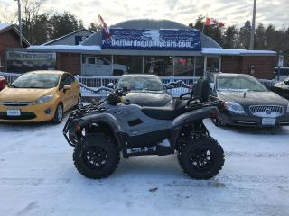 Used 2018 Argo Xplorer XRT 500 LE for sale in Flesherton, ON