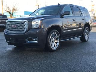 Used 2016 GMC Yukon Denali DENALI for sale in Langley, BC