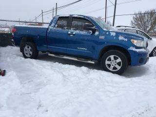 Used 2007 Toyota Tundra SR5 for sale in Orillia, ON