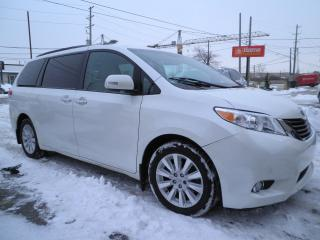Used 2013 Toyota Sienna XLE AWD LTD NAVI DVD  PANO ROOF for sale in Brampton, ON