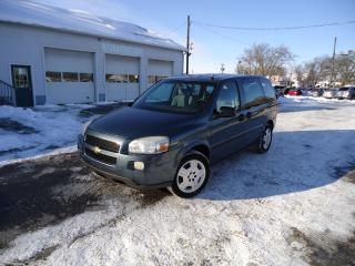 Used 2006 Chevrolet Uplander LS for sale in Sarnia, ON