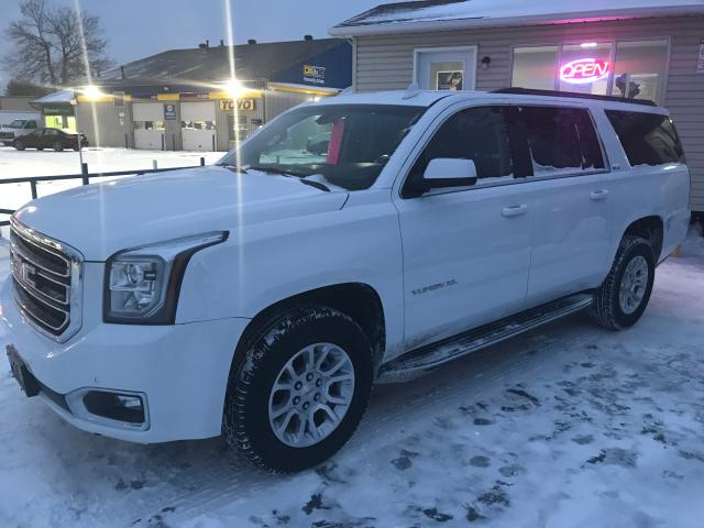 used 2017 gmc yukon xl sle for sale in cornwall ontario. Black Bedroom Furniture Sets. Home Design Ideas