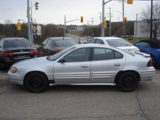 Used 2002 Pontiac Grand Am SE for sale in Kitchener, ON