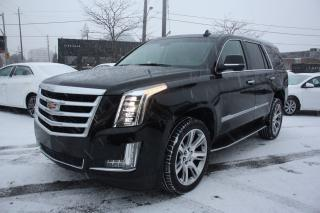 Used 2016 Cadillac Escalade LUXURY COLLECTION for sale in North York, ON