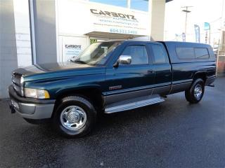 Used 1995 Dodge Ram 2500 Laramie 5.9L 12 Valve Cummins Turbo Diesel for sale in Langley, BC