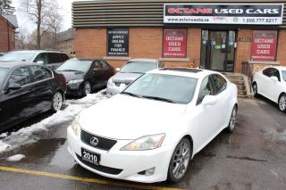 Used 2008 Lexus IS 350 for sale in Scarborough, ON