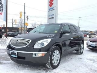 Used 2011 Buick Enclave CXL1 AWD ~Heated Seats ~RearView Camera for sale in Barrie, ON