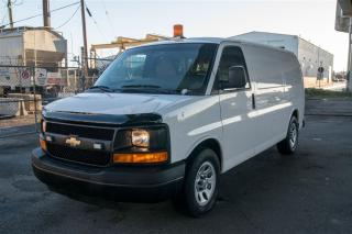 Used 2010 Chevrolet Express 1500 Outfitted Work Van! Langley! for sale in Langley, BC