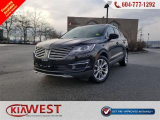 Used 2015 Lincoln MKC - for sale in West Kelowna, BC