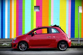 Used 2014 Fiat 500 C Abarth Convertible for sale in Burnaby, BC