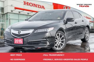Used 2015 Acura TLX V6 Tech | Automatic for sale in Whitby, ON