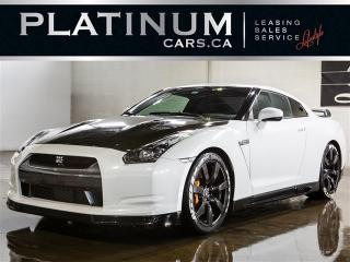 Used 2010 Nissan GT-R PREMIUM, COBB TUNED 680HP, NAVI, CARBON FIBER for sale in North York, ON