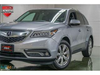 Used 2016 Acura MDX Elite Package for sale in Oakville, ON