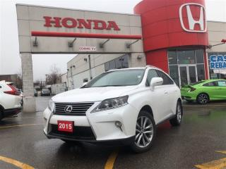 Used 2015 Lexus RX 350 Touring, navigation, clean carproof for sale in Scarborough, ON