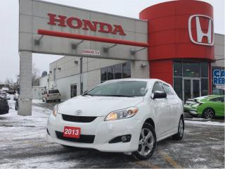 Used 2013 Toyota Matrix Base (A4), power roof, alloys,mint beauty for sale in Scarborough, ON