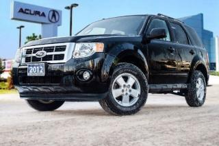 Used 2012 Ford Escape XLT V6 FWD Accident Free for sale in Thornhill, ON