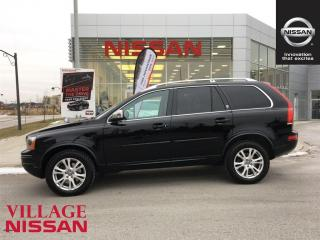 Used 2014 Volvo XC90 3.2 Seating for 7!!! for sale in Unionville, ON