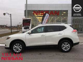 Used 2015 Nissan Rogue SV All Wheel Drive - Rear View for sale in Unionville, ON