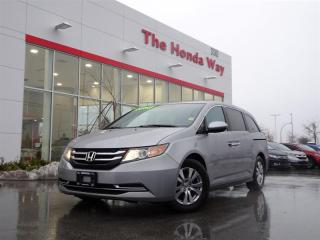 Used 2016 Honda Odyssey EX for sale in Abbotsford, BC