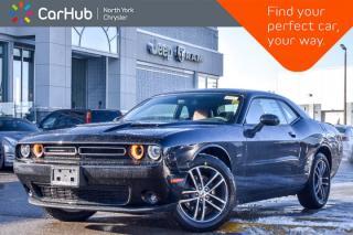 New 2018 Dodge Challenger GT AWD|Driver Convi.Pkg|Keyless_Go|Alpine Audio|19