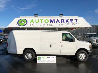 Used 2012 Ford Econoline E-250 Extended for sale in Langley, BC