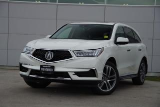 Used 2018 Acura MDX Navi *Acura Certified* for sale in Vancouver, BC