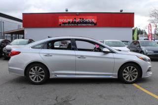 Used 2017 Hyundai Sonata Sport 2.4L for sale in Surrey, BC
