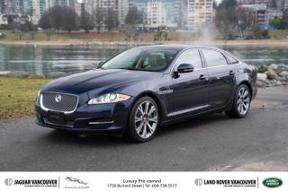 Used 2014 Jaguar XJL 5.0L Supercharged for sale in Vancouver, BC