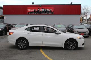 Used 2015 Acura TLX 4dr Sdn SH-AWD V6 for sale in Surrey, BC