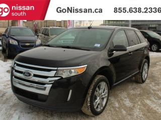 Used 2011 Ford Edge LIMITIED: LEATHER, SUNROOF, AWD for sale in Edmonton, AB