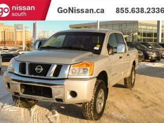 Used 2012 Nissan Titan SV: CREW CAB, 4X4, AUTO for sale in Edmonton, AB